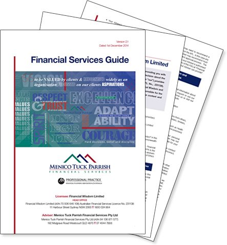 Financial Services Guide (FGS)